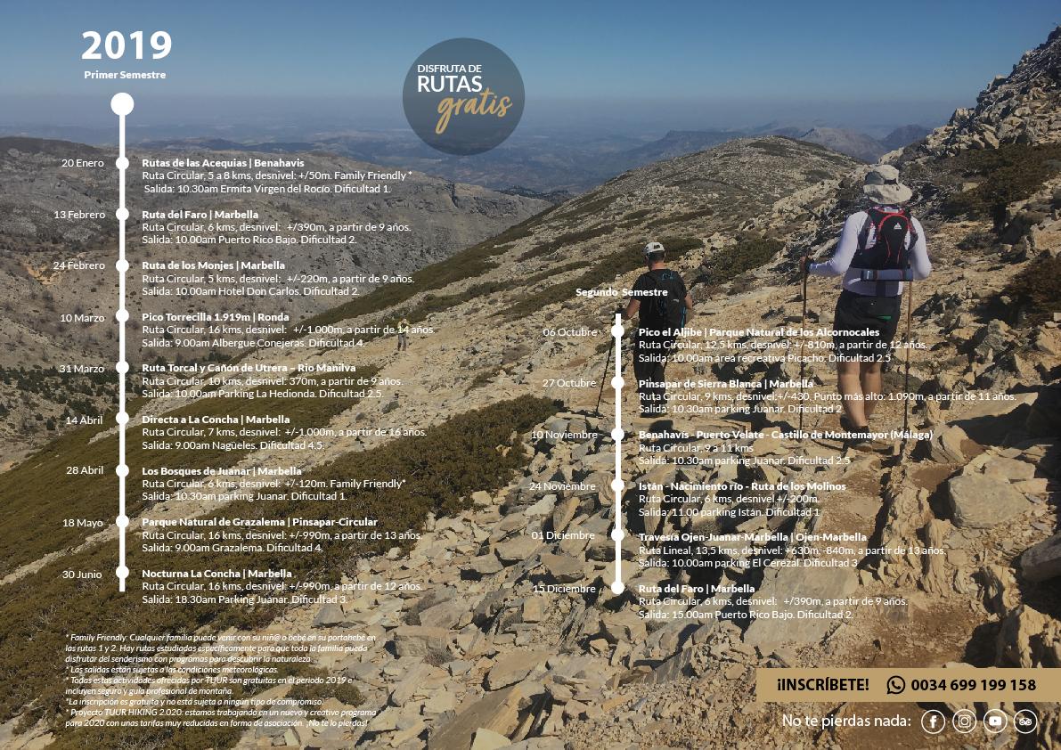 free hike program